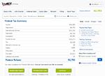 TaxACT Online Deluxe Summary