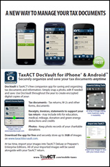 TaxACT Mobile Apps