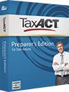 TaxACT Preparer's State Edition