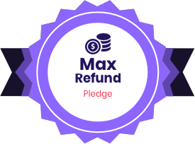 Max Refund Guarantee