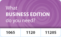 What Business Edition do you need?