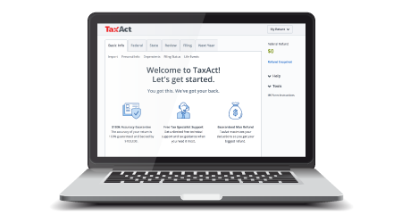 TaxAct 2016 Plus to Premium Upgrade