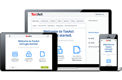 TaxAct Online 2018 Estates & Trusts