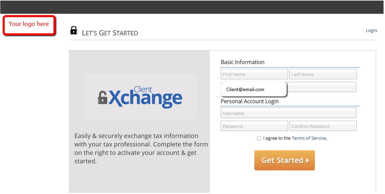 Secure Way to Exchange Documents with Your Clients – TaxAct Professional